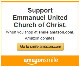 Emmanuel UCC Amazon Smile