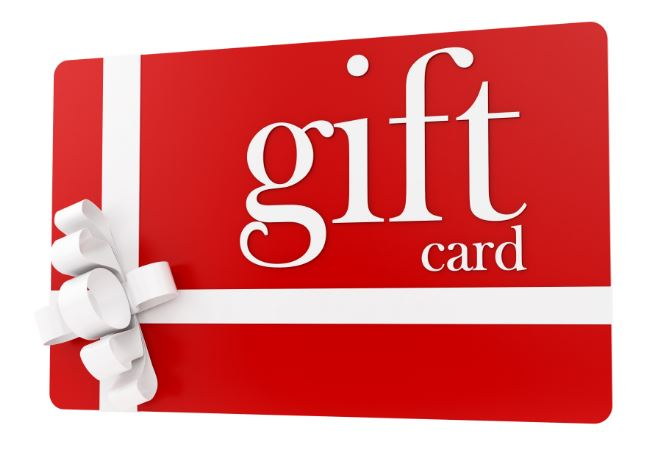 Scrip Gift Card fundraiser