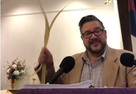 Palm Sunday - Pastor Lou
