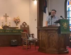 Pastor Lou June 28, 2020